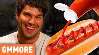 Download Is It Wrong to Put Ketchup on Your Hot Dog? Video