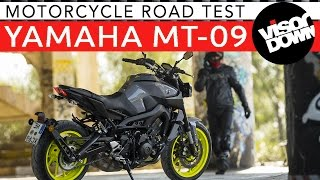 Download Yamaha MT-09 Review Road Test | Visordown Motorcycle Reviews Video