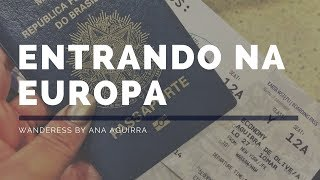 Download PASSANDO PELA IMIGRAÇÃO NA EUROPA - DOCUMENTOS E DICAS | Ana Aguirra Video