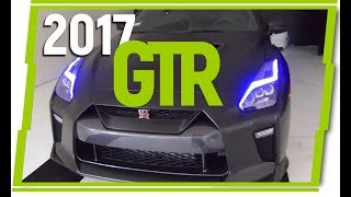 Download Gnarliest 2017 Nissan GTR Headlights on Earth!!! Video
