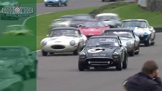 Download Top 4 incredible RAC TT battles from Goodwood Revival history Video