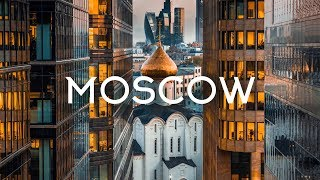 Download Moscow Russia Aerial Drone 5K Timelab.pro // Москва Россия Аэросъемка Video