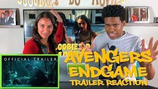 Download Avengers 4: Endgame Trailer (2019) Reaction Video Video