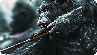 Download WAR FOR THE PLANET OF THE APES Trailer 2 Teaser (2017) Planet Of The Apes 3 Video