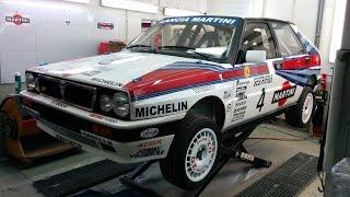 Download Making of Lancia Delta Integrale - Miki Biasion Rally Monte Carlo 1989 Video