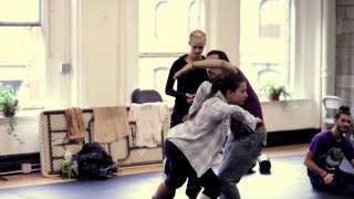 Download The DASH rehearses newest work ″Pluck″ Video
