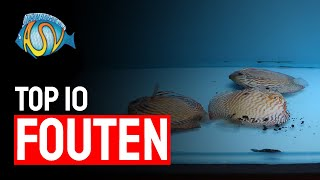 Download Aquarium houden TOP 10 Fouten / EPIC FAILS Video