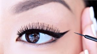 Download HOW TO: Apply Liquid Eyeliner For Beginners | chiutips Video
