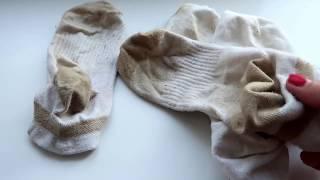 Download Обалденный способ вернуть белизну белым носкам! Video