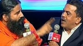 Download Agenda Aaj Tak: Ramdev, Nirupam lock horns over black money Video