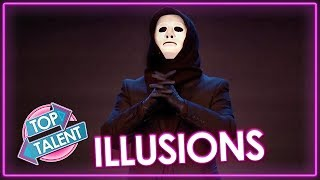 Download OMG! Best Of Magic on Britain's Got Talent 2019 | Magicians Got Talent Video
