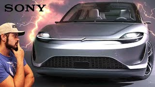 Download Here's what I think of the VISION-S: SONY's first CAR Video