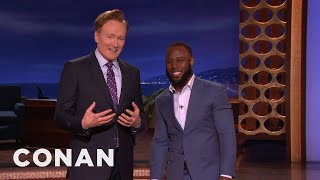 Download James White On Making The Greatest Comeback In Super Bowl History - CONAN on TBS Video