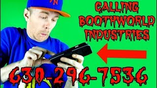 Download CALLING BOOTHWORLD INDUSTRIES!!! (630)-296-7536 - Scary Phone Calls!! Video