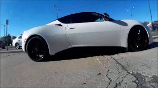 Download Hands On Experience - 2017 Lotus Evora 400 Video