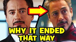 Download How IRON MAN Predicted AVENGERS ENDGAME - Ending Explained Video