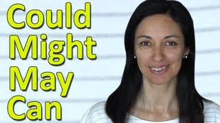 Download English Modal Verbs | Can - Could - May - Might Video
