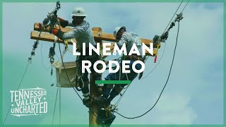 Download What It Takes to Compete at a Lineman Rodeo - Tennessee Valley Uncharted Video