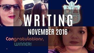 Download WRITING | nanowrimo 2016 Video