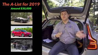 Download A List - The Best Cars and SUVs of 2018 & 2019 Video