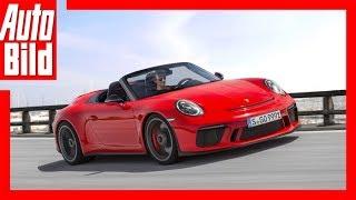 Download Zukunftsaussicht: Porsche 911 Speedster (2018) Details/Erklärung Video