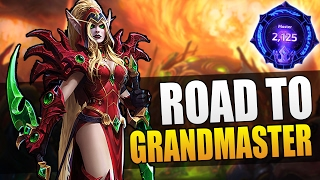 Download Valeera - this hero is hard // Road to Grandmaster S3 // Heroes of the Storm Video