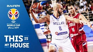 Download Greece v Serbia - Highlights - FIBA Basketball World Cup 2019 - European Qualifiers Video