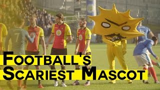 Download Football's Scariest Mascot | Meeting Kingsley Video