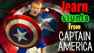 Download Real Life Captain America VS Iron Man Video