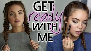 Download Get Ready With Me: Casual Edition! Video