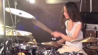 Download DISTURBED - DOWN WITH THE SICKNESS - DRUM COVER BY MEYTAL COHEN Video