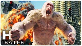 Download RAMPAGE Trailer (2018) Video