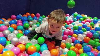 Download BAD BABY PLAYS w/ POOP DIAPER! No Doodie in BALL PIT SHAWN! (FUNnel Vision House Flood Pt 2 Update) Video