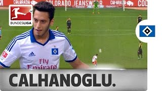 Download Hakan Calhanoglu's Top Five Goals at Hamburger SV Video