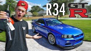 Download GTR DREAM COME TRUE! *R34 in USA* Video