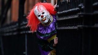 Download Top 10 Scariest Clown Sightings Video