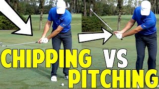 Download Chipping Vs Pitching Video