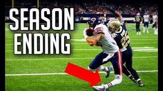Download NFL Injuries While Scoring a Touchdown || HD Video