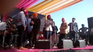 Download Tarsem Jassar | Ammy Virk Live | Funny movement on Marrige Show Video