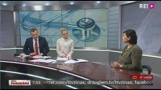 Download Intervija ar topošo veselības ministra amata kandidāti Ilzi Viņķeli Video