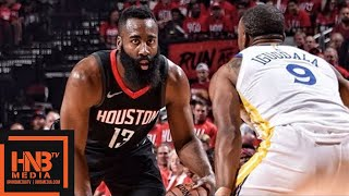 Download Golden State Warriors vs Houston Rockets Full Game Highlights / Game 1 / 2018 NBA Playoffs Video