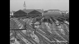Download DE FILS EN AIGUILLES - 1950 SNCF Ferroviaire / French Trains Video
