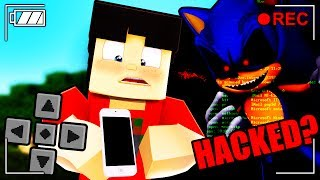 Download Minecraft SONIC - Hacked by SONIC.EXE in Pocket Edition! Video