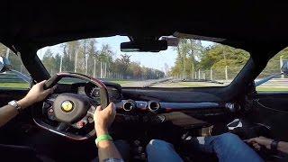 Download 300km/h Ferrari LaFerrari OnBoard Monza Fast Laps in Traffic!! Video