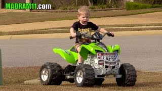 Download 24 VOLT CONVERSION FOR ATV POWER WHEELS Video