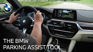 Download Parking Assistant | BMW Genius How-To Video