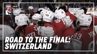 Download Road to the Final: Switzerland | #IIHFWorlds 2018 Video