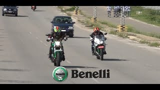 Download Best Sounding Bikes - INDIA: Benelli 302R #BikersIN Video