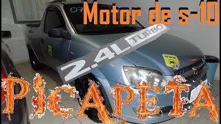 Download Picapeta - Pickup Corsa 2.4 8v Turbo - 1º Arrancadão com Ela - Carro do Canal OBuscaHot Video