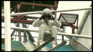 Download Kleine Schanzenfeger - 1. Talentsichtungscamp Skispringen Video